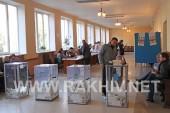 Рахів вибори 2014