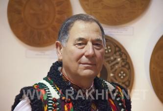 Відкриття музею Павловича Юрія Рахів 2014