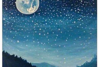 Юна художниця Кляп Віталія малює різними стилями