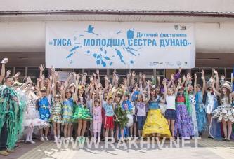 Рахів новини. Фото фестивалю Тиса-молодша сестра Дунаю. День Дунаю Рахів 2015