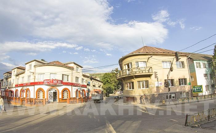Вулицям Рахова — місцеві назви