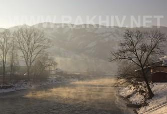 Зимовий подих Тиси