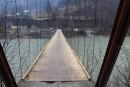 Проведено капремонт мосту у м.Рахів, вул. Лазівська. Рахів новини.