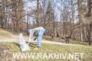 Як 12.03.2016р. прибирали Буркут (фото). Рахів новини.