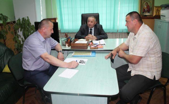 Заступник директора регіонального сервісного центру МВС в Закарпатській області провів особистий прийом громадян
