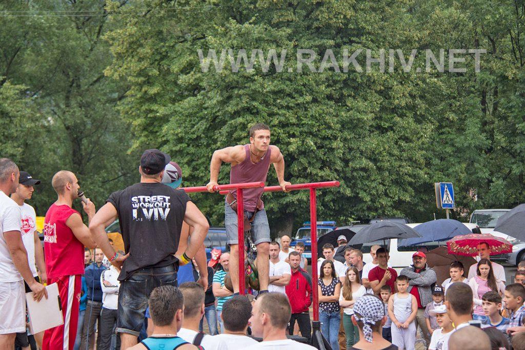 чемпіонат закарпатської області street_workout_рахів