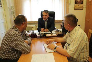 В.о. директора регіонального сервісного центру МВС в Закарпатській області провів особистий прийом громадян