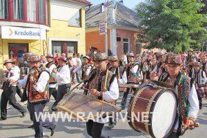 Рахів 23 гуцульський фестиваль