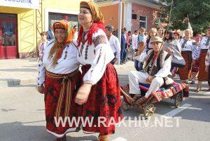 гуцульський фестиваль у Рахові 2016 фото