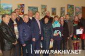 9 жовтня у м.Рахів пройшла виставка художників Рахівського району.