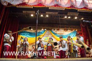 Народний аматорський оркестр гуцульських інструментів Рахівського РБК