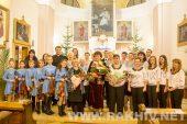 Різдв`яний концерт Співачки Будапештського Оперного Театру Габріели Самодо. Римо-католицька церква м.Рахів, 18 грудня 2016р (фото, відео).