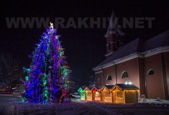 Фото Рахів зима 2017. Рахів новини.
