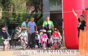 итячі велоперегони рахів 2017