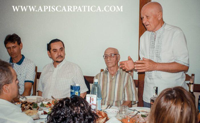 Пасічники Рахівщини та всього  Закарпаття святкують Яблучний Спас.