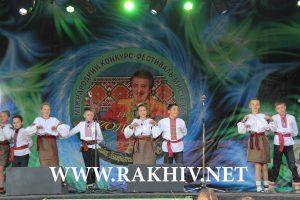 Рахів фестиваль Іван Попович збирає таланти