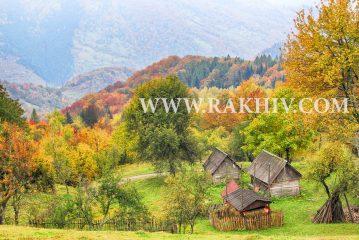 Сайт Рахівщина туристична www.rakhiv.com.ua додав фото Рахів та фото Рахівщина 2017. Літо-осінь.