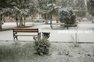 зима рахів