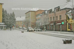 рахів сніг