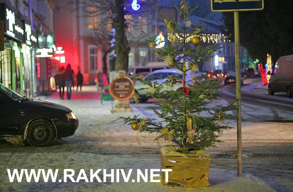 рахів_зима_фото