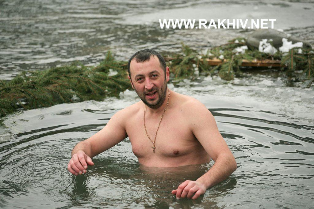 ахів новини Водохрещення-фото 2018