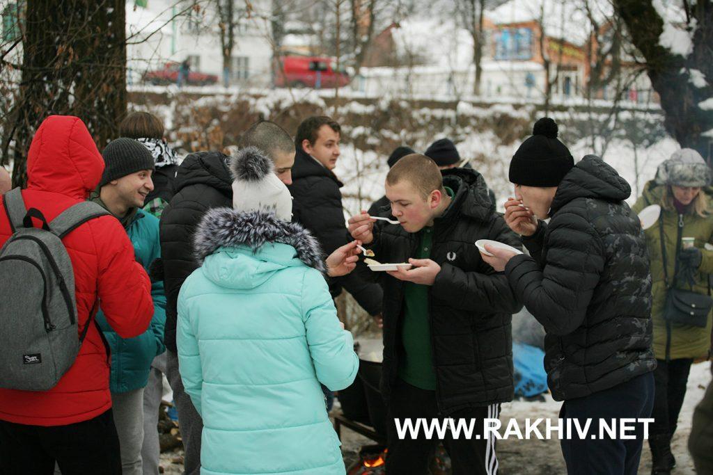 Рахів новини Водохрещення_фото 2018