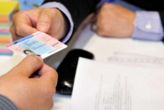 Сервісні центри МВС в Закарпатській області підрахували скільки в 2017 році видано посвідчень водія вперше