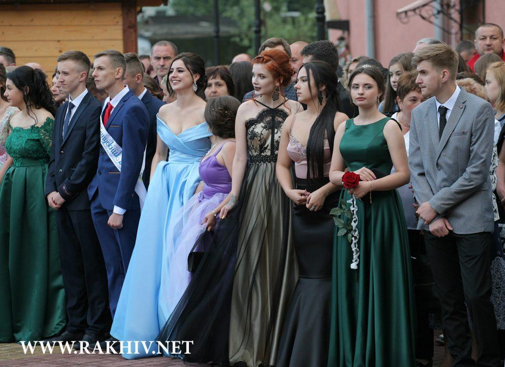 Рахів-випускники фото-2018