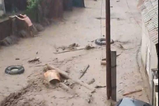 Рахів 17.08.2018 відео, фото зливи та пошкоджень.