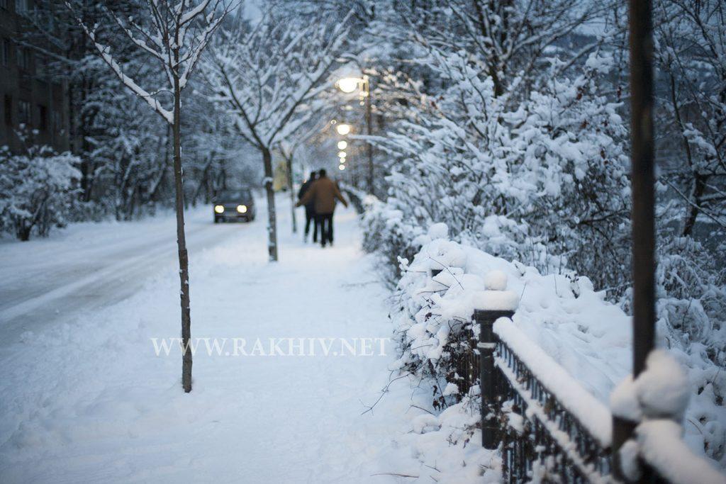 Рахів зима 2018