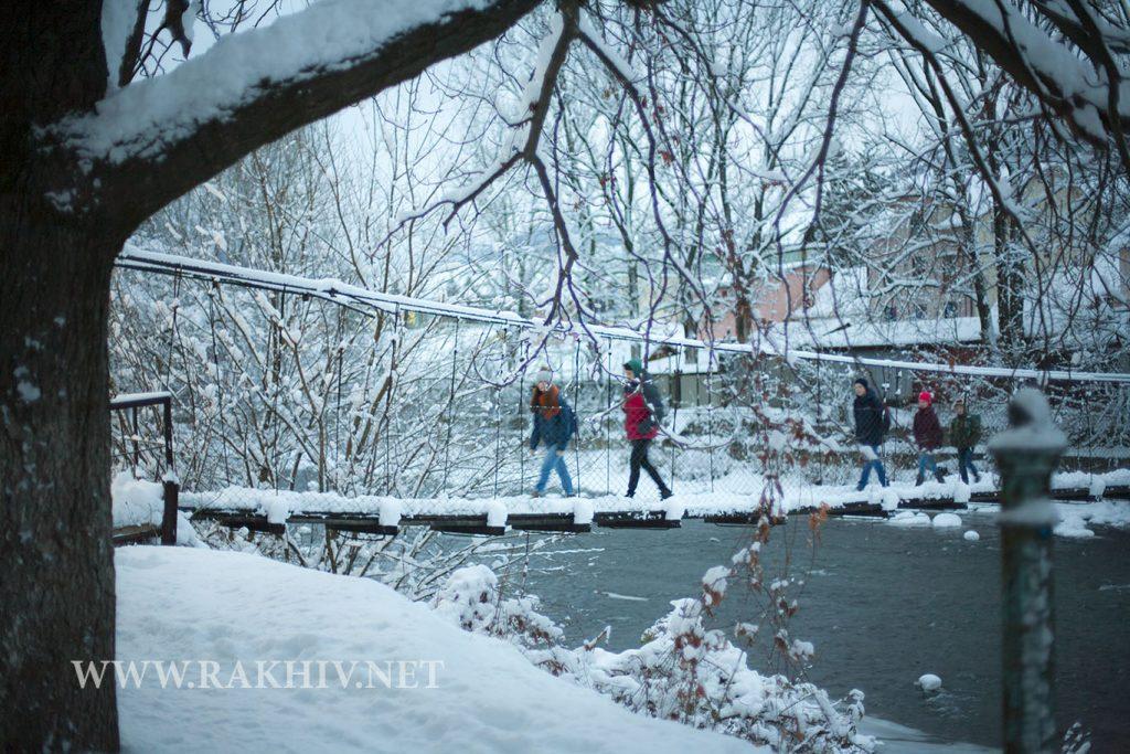 Рахів_зима 2018