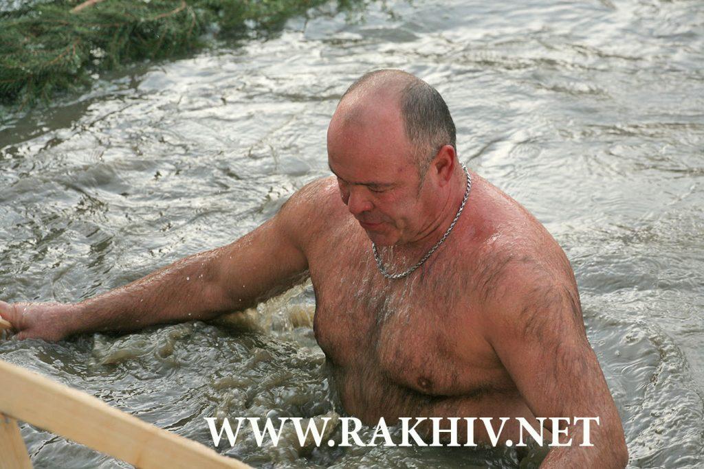 Рахів Водохреща 2019