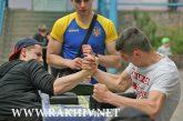 Фото чемпіонат з армреслінгу серед юнаків Рахів 15.05.2019р. Оновлюється.