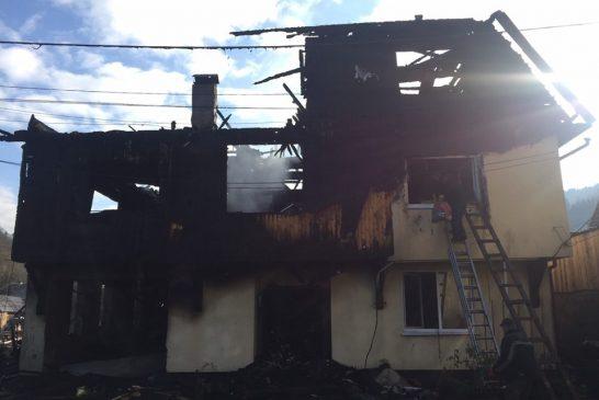 Реквізити для збору коштів потерпілим від пожежі в с.Богдан.
