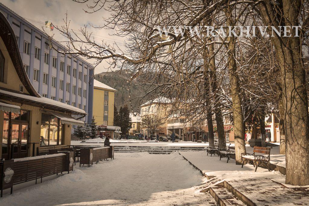 рахів фото-2020 зимові