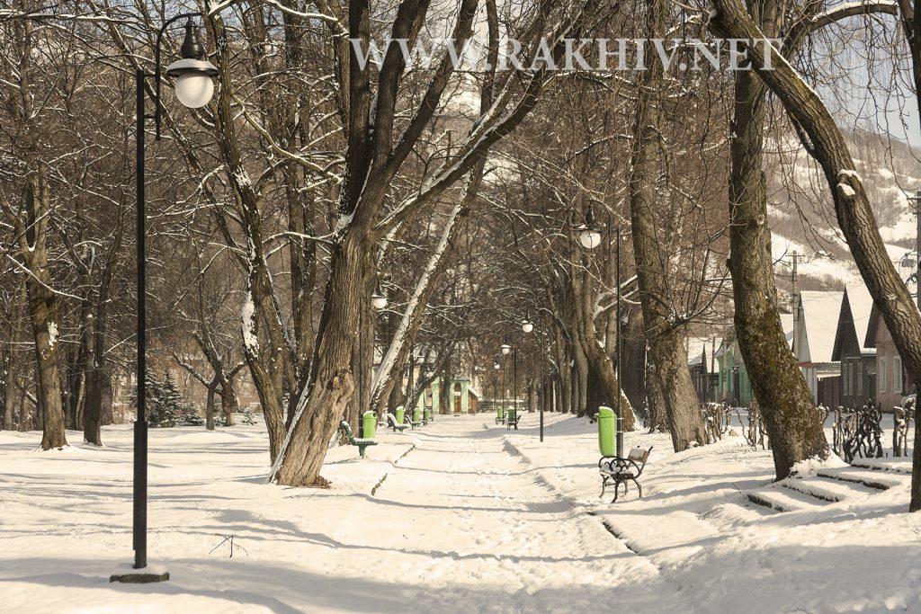рахів фото-2020_зимові