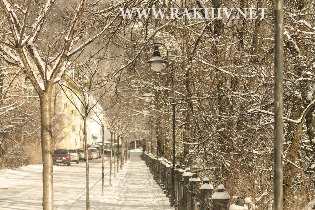 рахів фото 2020_зимові